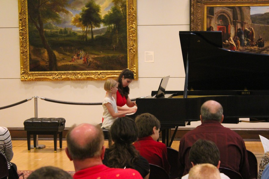 May 2015 Student Recital
