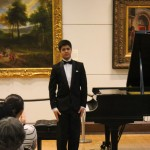 May 2015 Student Recital