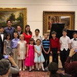 Group photo Student Recital May 2015